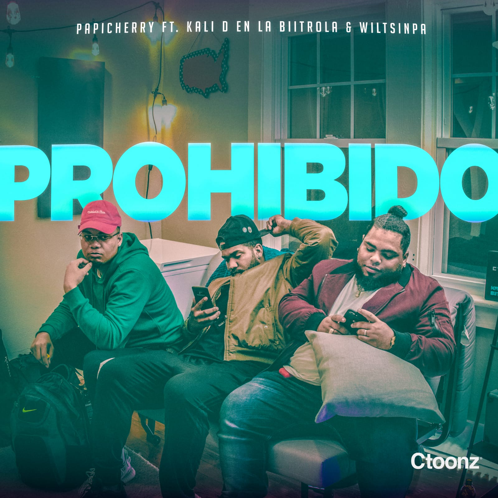 Prohibido – Papicherry ft. KDM & Wiltsinpa