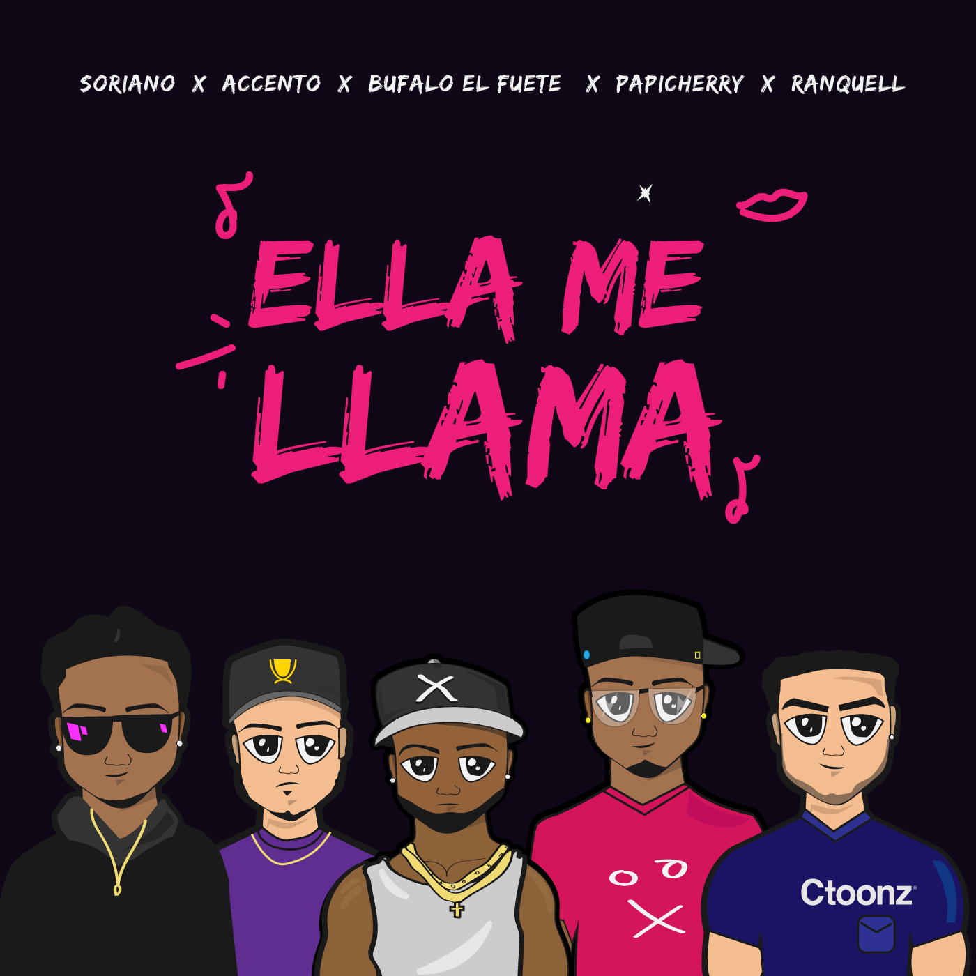 Ella Me Llama – Accento & Soriano